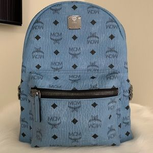 MCM Backpack-Authentic Brand New